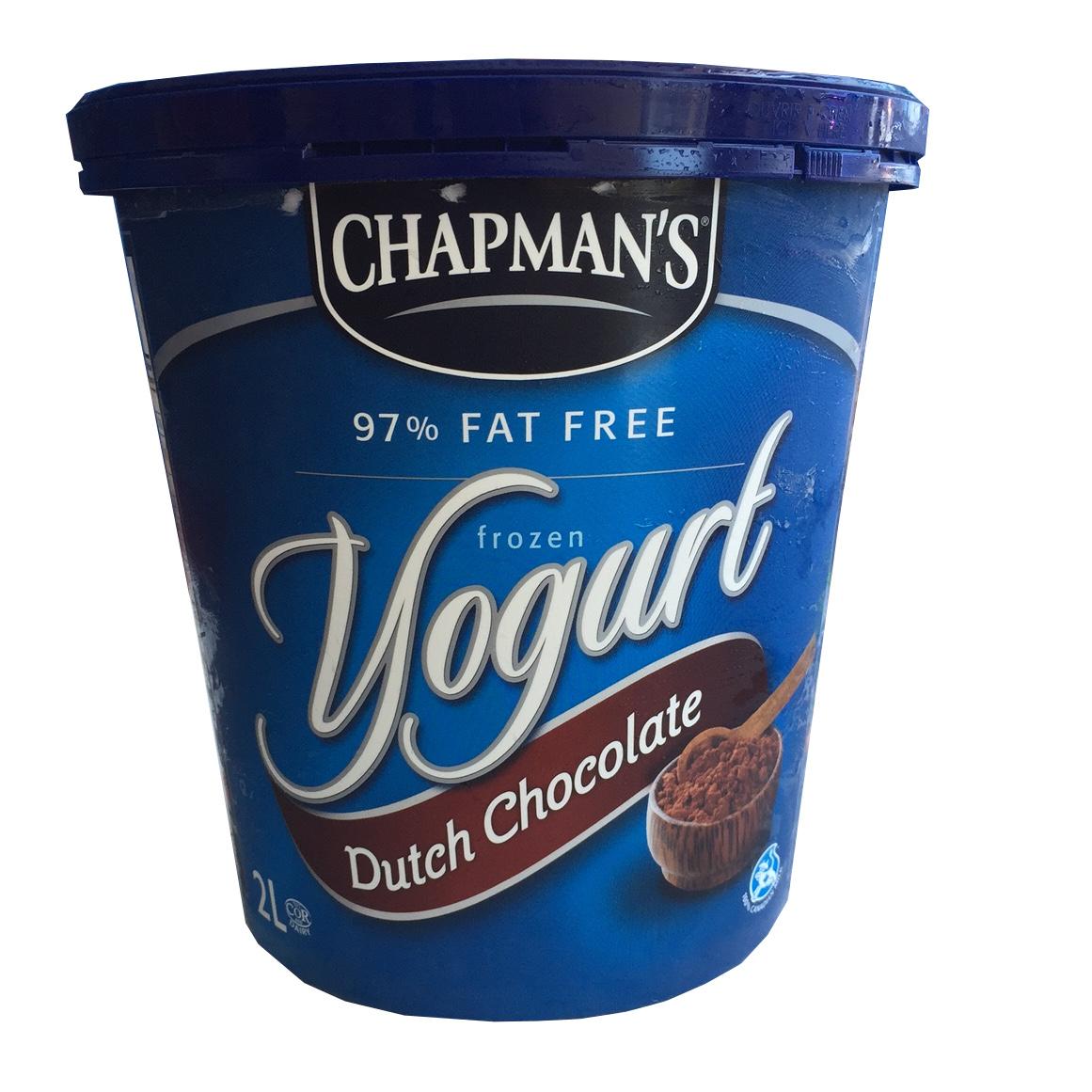 dutch chocolate yogurt